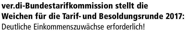 Bundestarifkommission